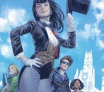 Zatanna potrebbe diventare un film live-action DC/Warner