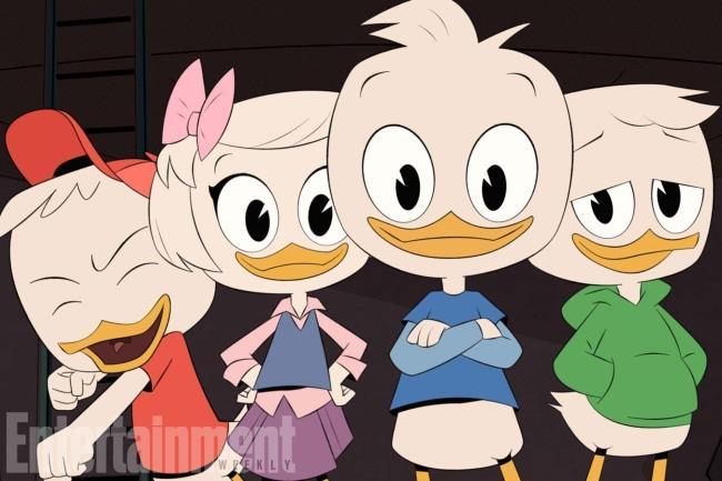 DuckTales, le nuove immagini ed il corto animato del reboot
