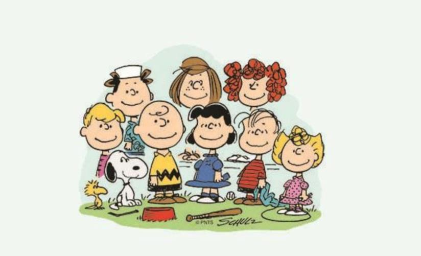 Il cast dei Peanuts