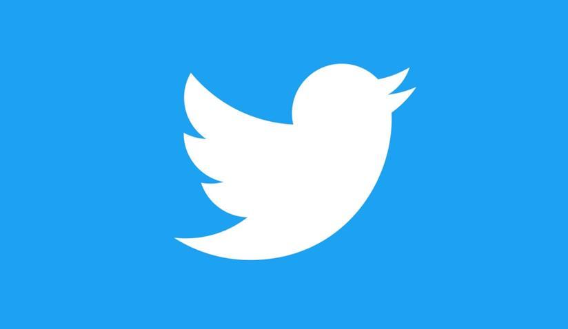 Il logo di Twitter