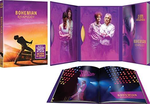 Bohemian Rhapsody, digibook
