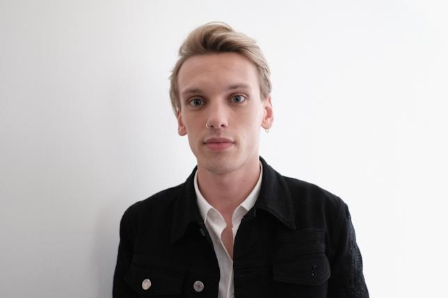 L'attore Jamie Campbell Bower