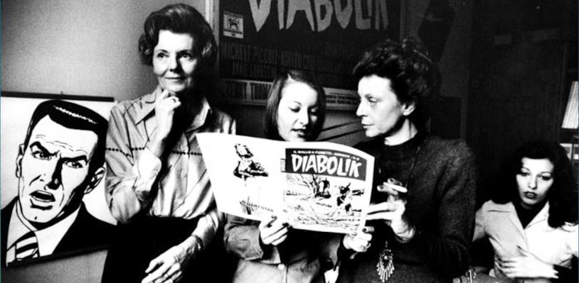 Diabolik e le sorelle Giussani