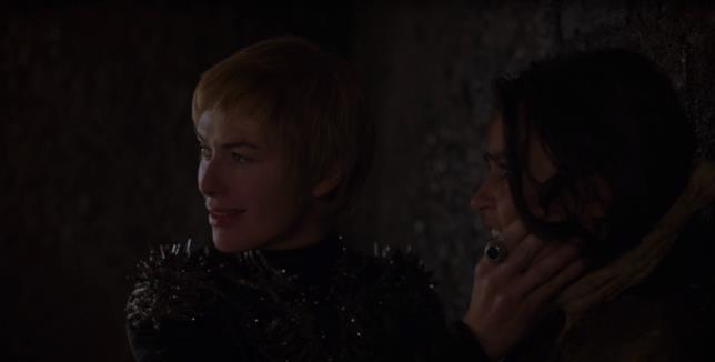 Cersei tiene prigioniera la Serpe della Sabbia
