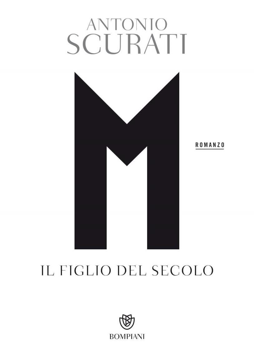 La copertina di M. Il figlio del secolo