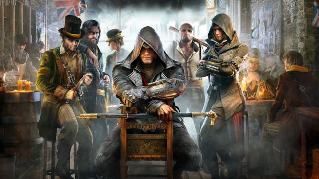 Foto di gruppo per i protagonisti di Assassin's Creed Syndicate