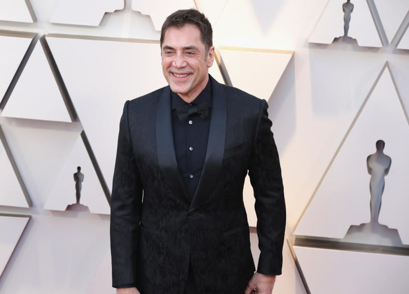 Il premio Oscar Javier Bardem
