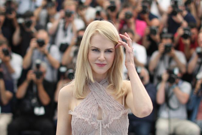 Nicole Kidman è ancora più eterea de solito al photocall di The Beguiled