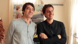 Luca Marinelli e Pietro Marcello