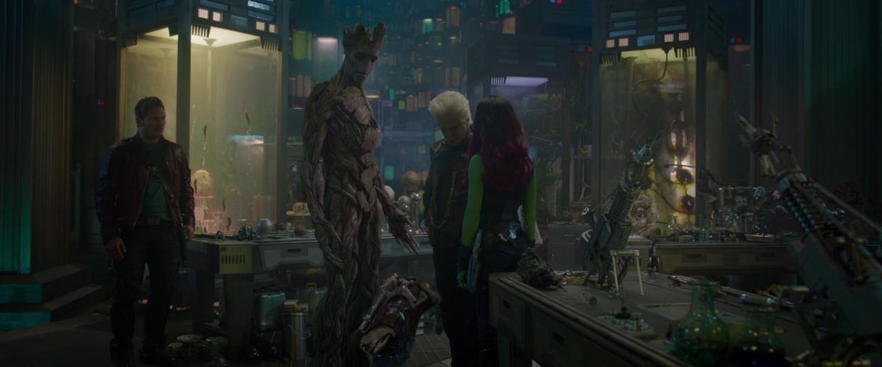 I Guardiani incontrano il Collezionista