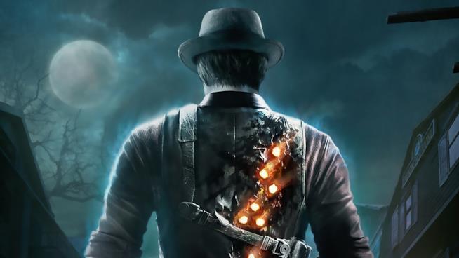 Il protagonista di Murdered: Soul Suspect si mostra di schiena nella cover art