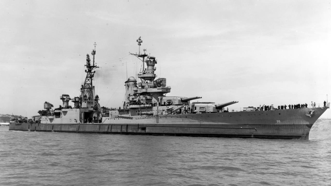 USS Indianapolis, la storia vera dietro al film con Nicolas