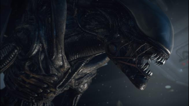 Il mostro in Alien