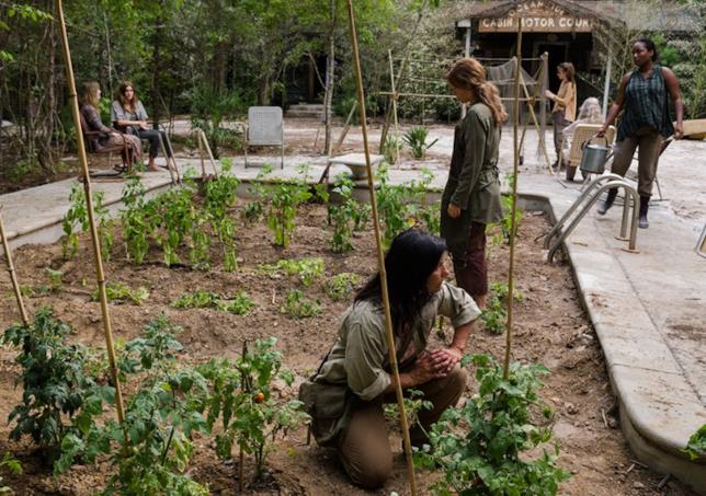The Walking Dead episodio 7x05: Giura
