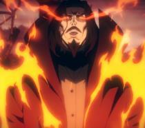 Dracula nella serie animata di Castlevania
