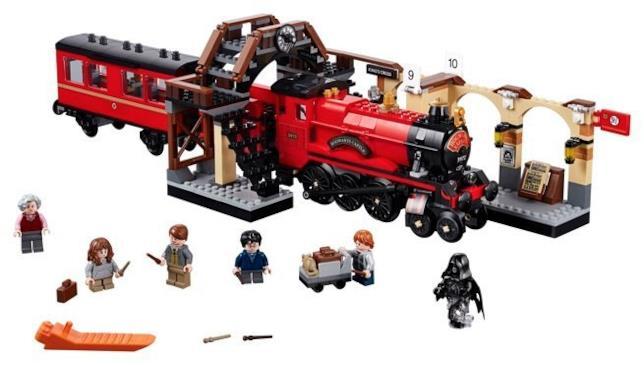 Dettagli del set Hogwarts Express - Il treno per Hogwarts di LEGO