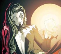 Un'illustrazione del personaggio di Shriek per i fumetti Marvel Comics