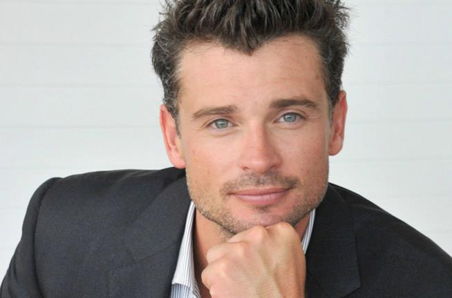 Tom Welling oggi