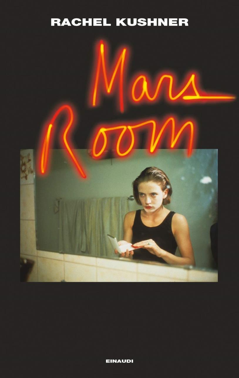 La copertina di Mars Room