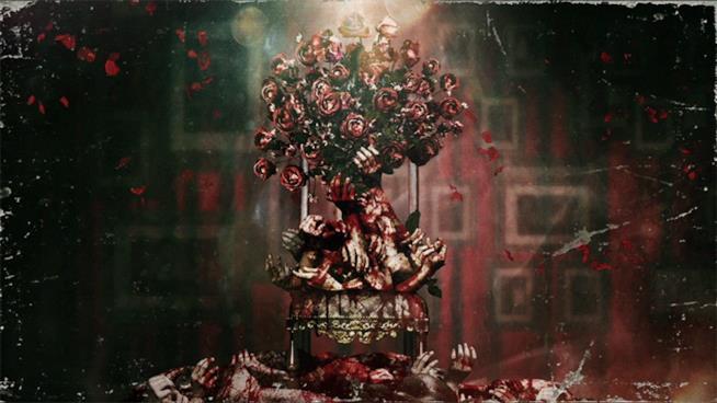 Una GIF promozionale di The Evil Within 2