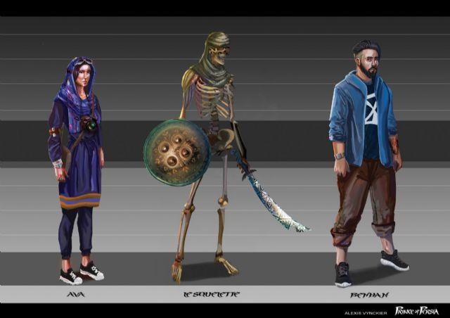 Primi indizi per Prince of Persia 2017