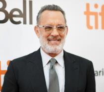 Tom Hanks fotografato al Toronto Film Festival 2019