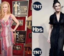Demi Moore e Nicole Kidman ai SAG Awards 2016