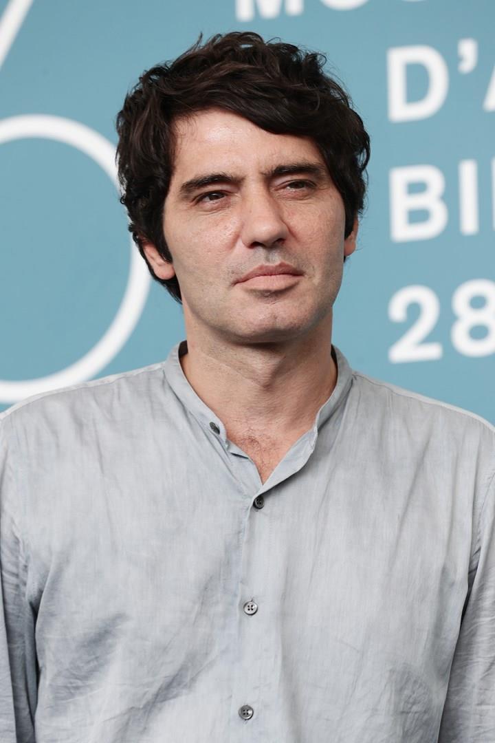 Il regista Pietro Marcello