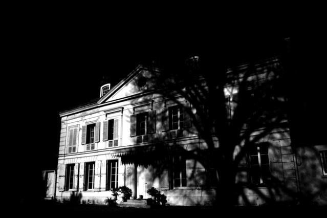 Una casa spaventosa