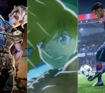 Alcuni dei videogame in uscita a settembre