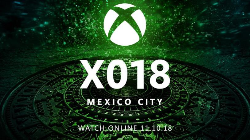 Il logo di X018, prossimo streaming a tema Xbox di Microsoft