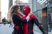 MJ e Spider-Man