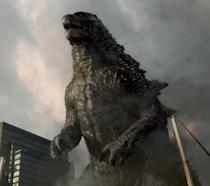Godzilla nell'omonimo film del 2014