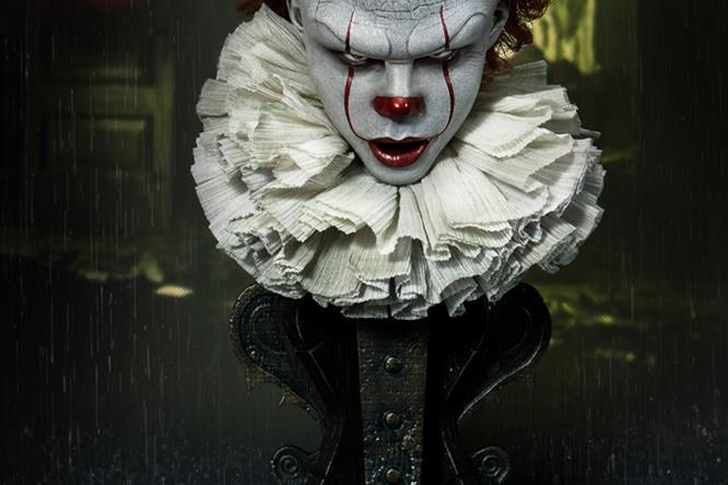 Pennywise serio fronte