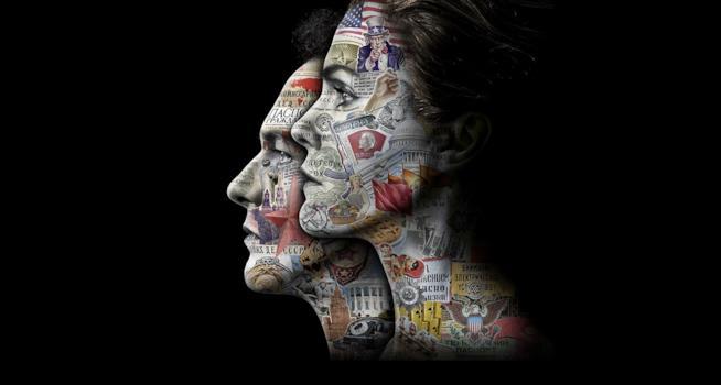 Uno scatto promozionale di The Americans