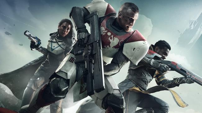 I protagonisti di Destiny 2