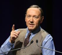 Kevin Spacey in mezzo busto
