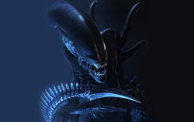 Un'immagine da Alien: Covenant