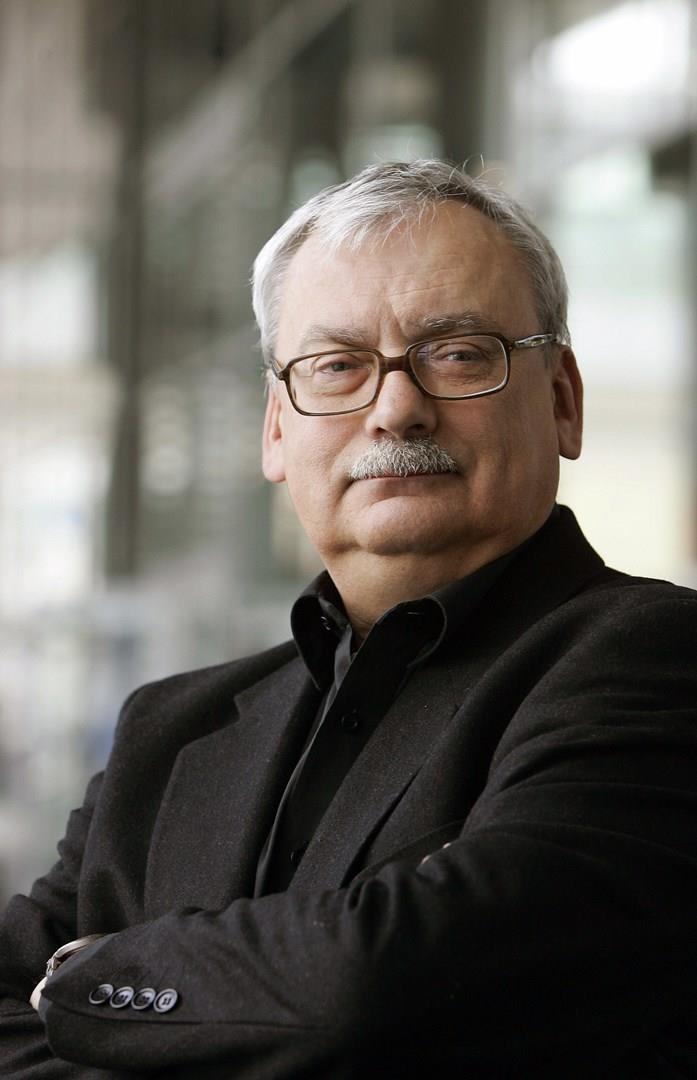 Un mezzobusto di Andrzej Sapkowski
