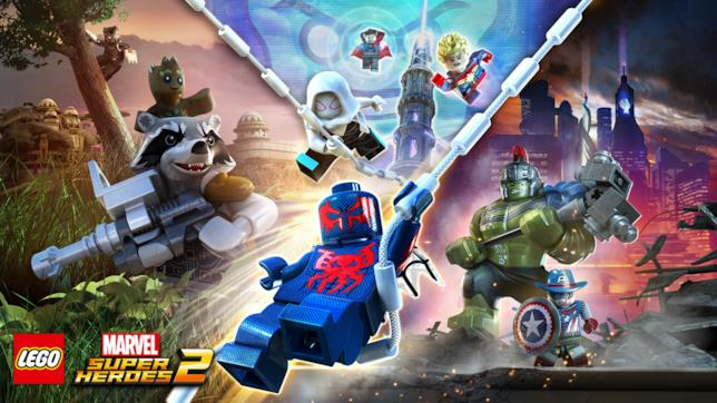 LEGO Marvel Super Heroes 2 per PS4, Xbox One,Switch e PC