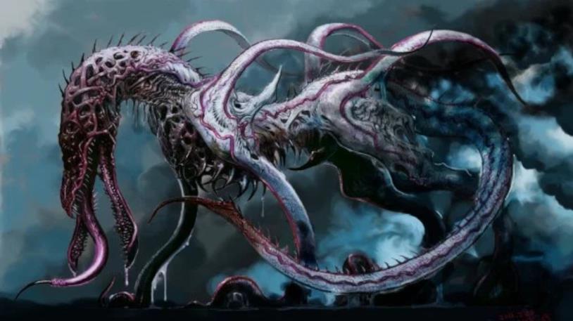Uno dei mostri di Howard Phillips Lovecraft