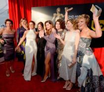 SAG Awards, tutte molte eleganti sul red carpet della cerimonia di premiazione