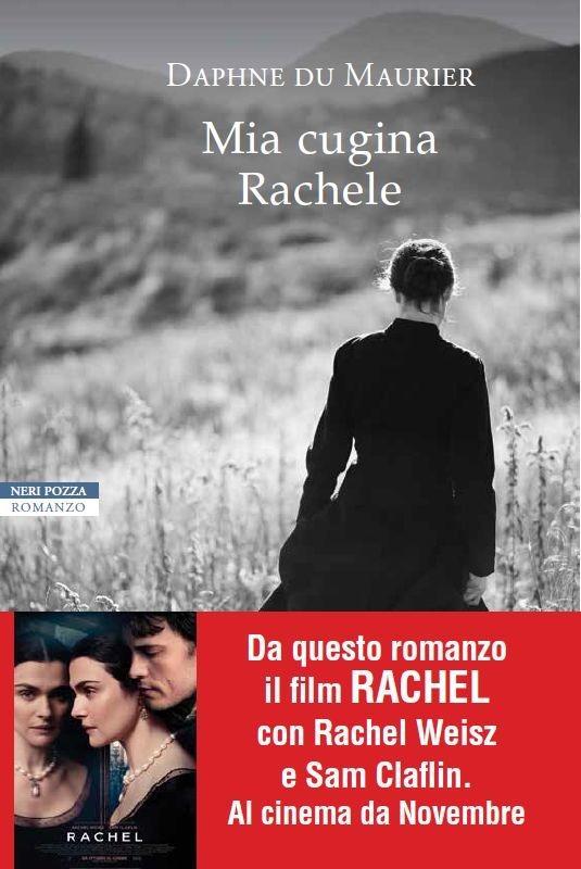 La copertina della riedizione italiana di Mia Cugina Rachele