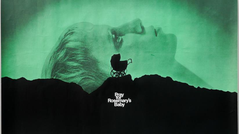 La locandina del film Rosemary's Baby