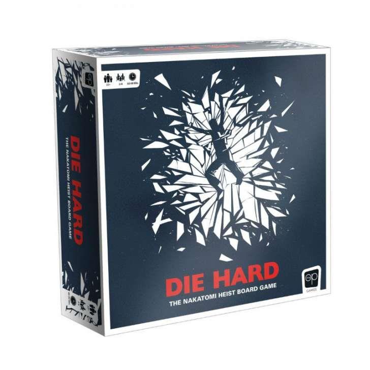 Il gioco da tavolo Die Hard: The Nakatomi Heist Board Game