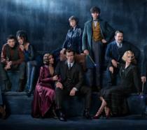 Il cast di Animali Fantastici: I Crimini di Grindelwald