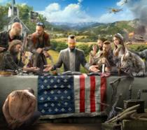 La copertina di Far Cry 5