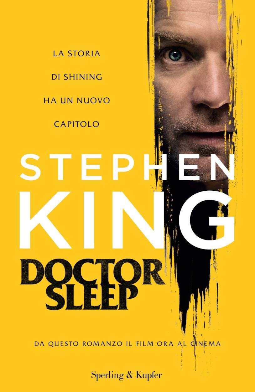 copertina Doctor Sleep