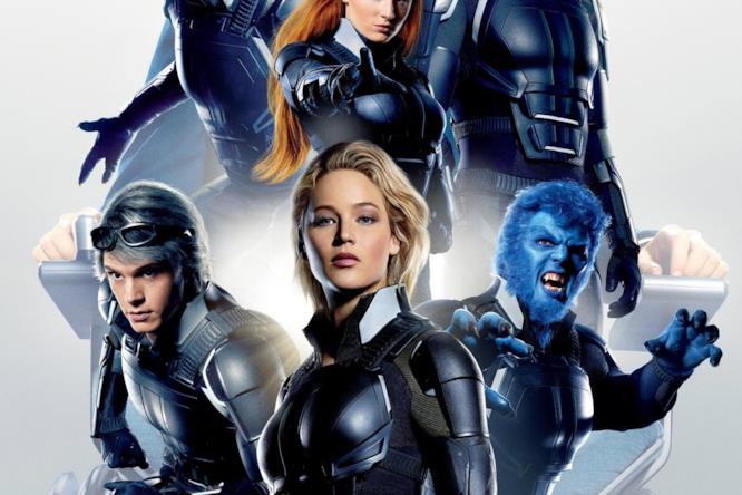 Mystica e gli X-Men contro Apocalisse