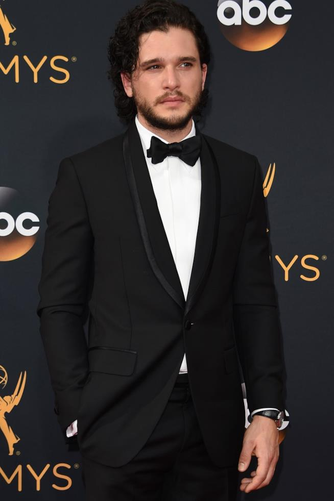 Kit Harington agli Emmy Awards